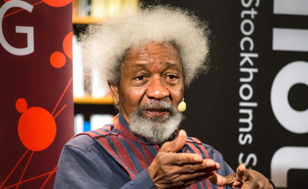 Abolition of History Contributes to Travails of Democracy in Nigeria - Soyinka