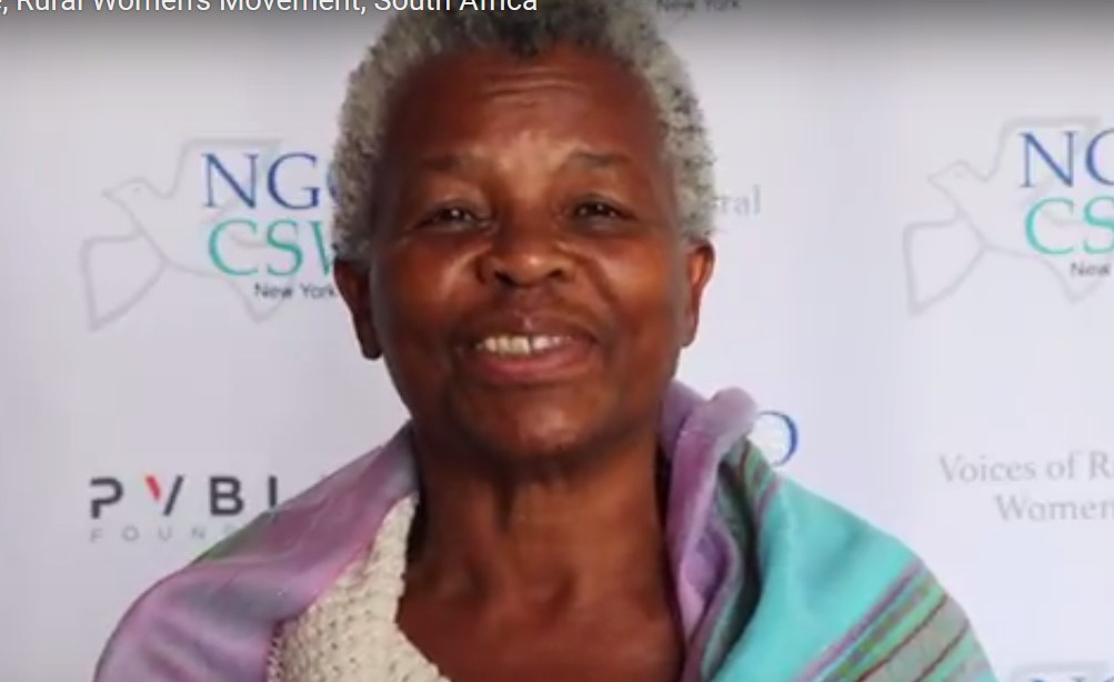 South Africa: Women's Land Rights Activist Nominated for Major Human Rights Prize