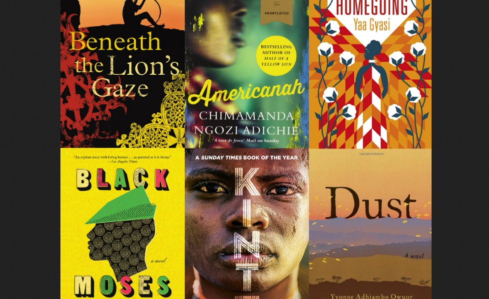 Africa: Best of the 2010s - Novels By African Writers
