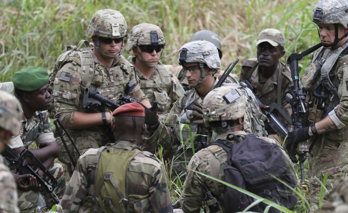 Africa: US Withdrawing Some Combat Troops