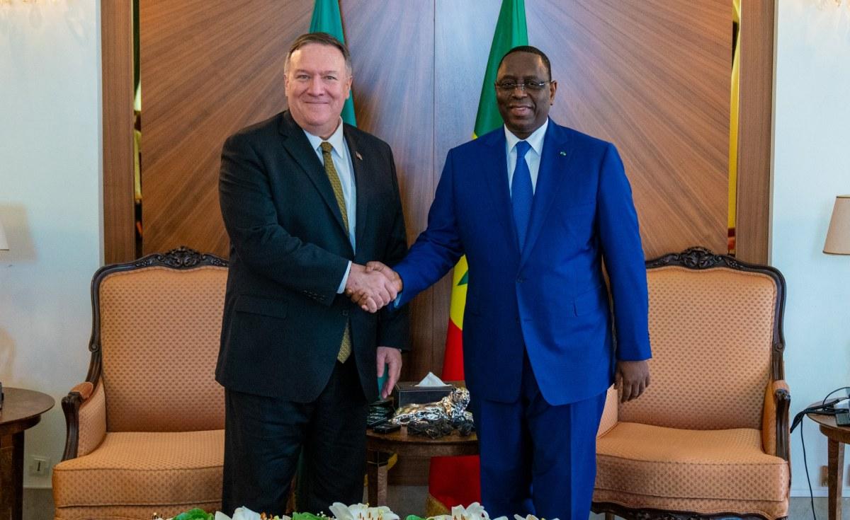 Senegal: Pompeo Wraps Up Visit to Senegal