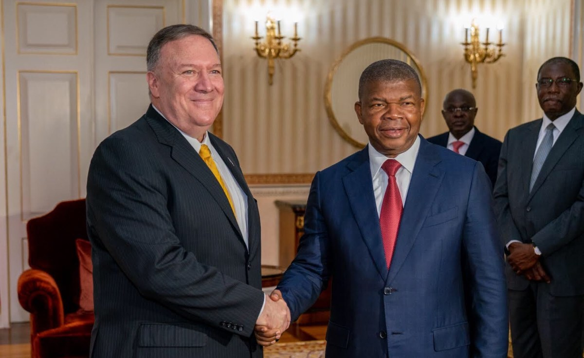 Angola: Pompeo Stresses Economic Ties, Fight Against Corruption in Angola