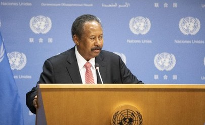 Sudan's PM Hamdok - 'Anyone Who Committed Atrocities Must Be Tried'