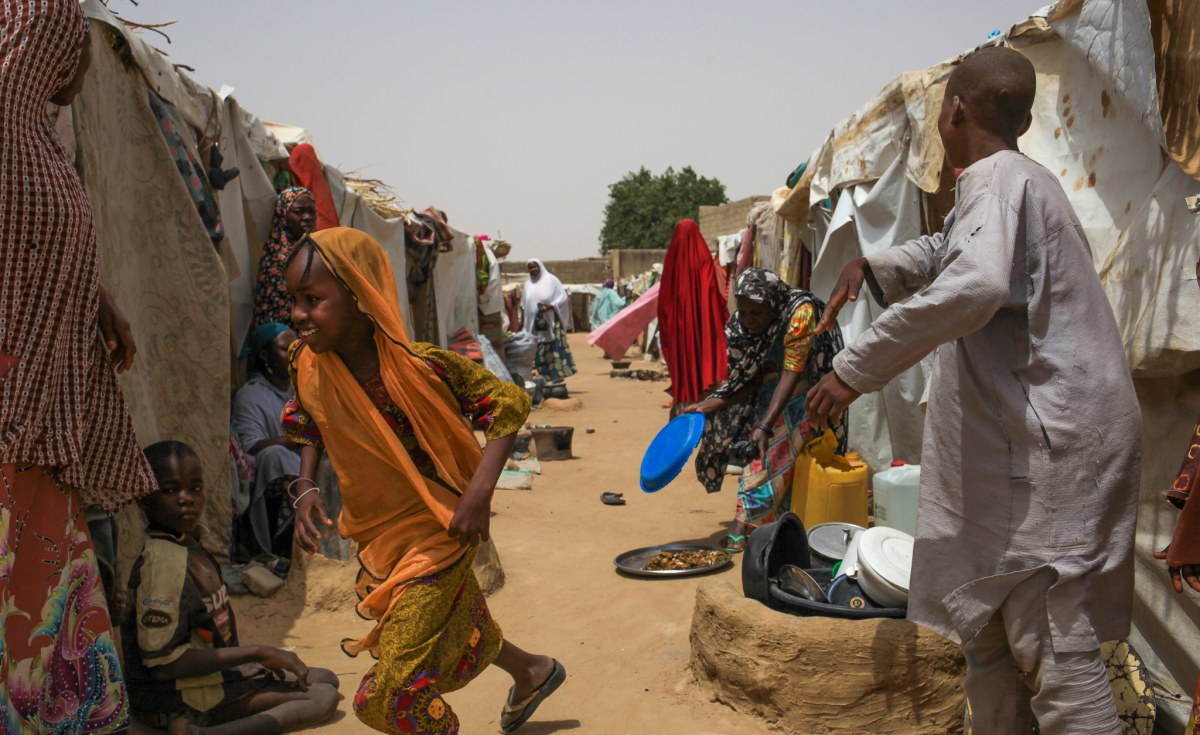 Displaced Camps Among Most Vulnerable to COVID-19