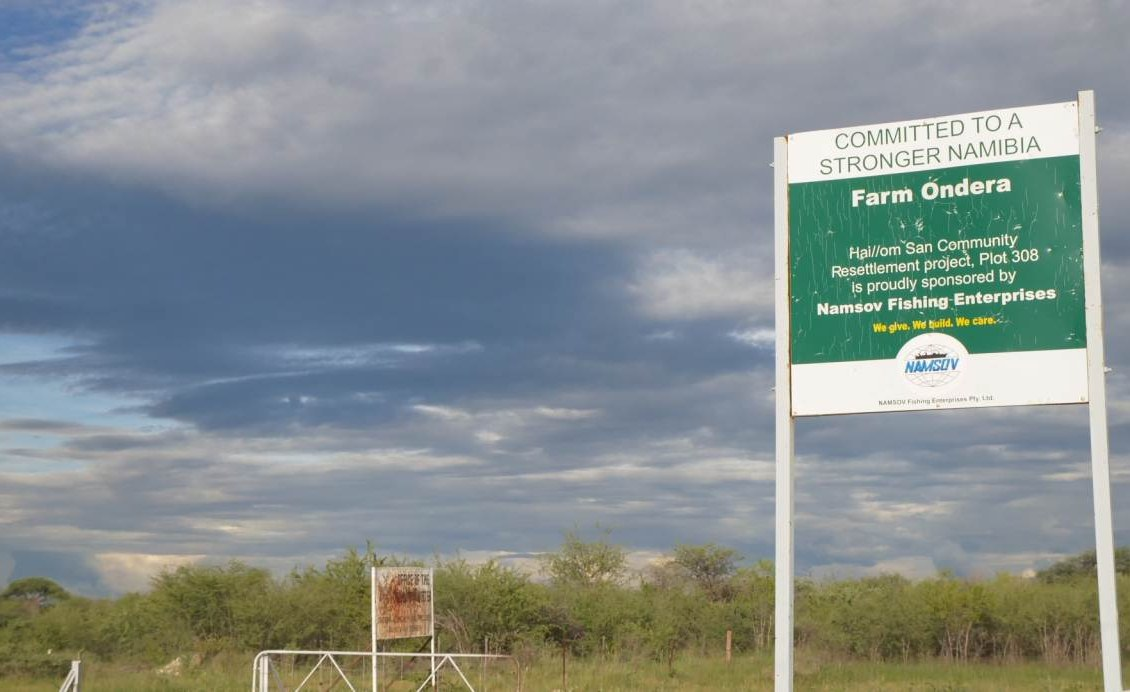 Namibia: Group Fights for Ancestral Land in Etosha National Park