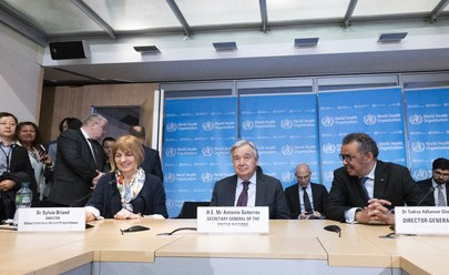 Africa: UN Protests as U.S. Halts Funding to World Health Organization