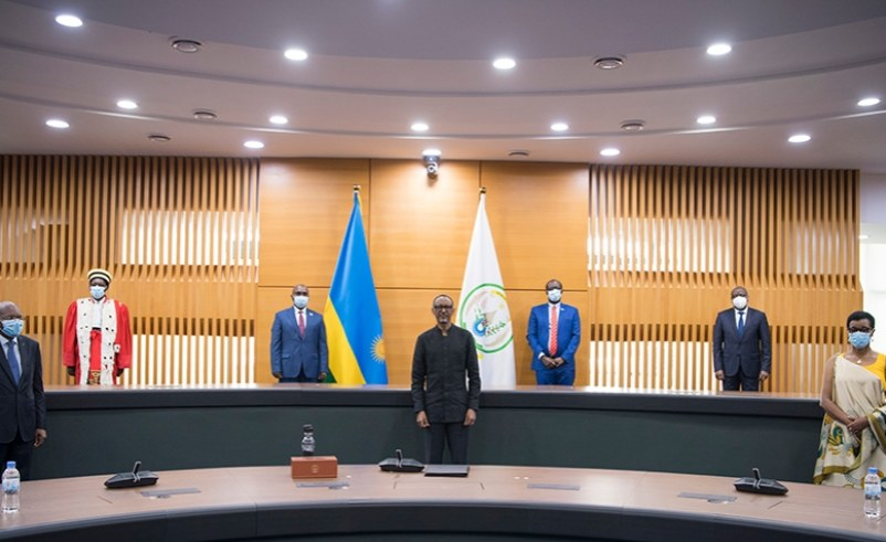 Rwanda: COVID-19 Will Leave Us With Lessons - Kagame
