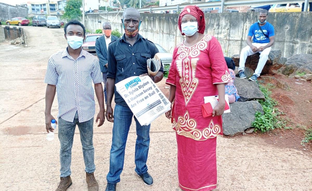 Sierra Leone: Opposition Member Dr Sylvia Blyden Detained Again