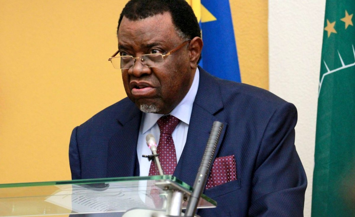 Namibia: Geingob Hails United Nations Role in Namibia's Independence