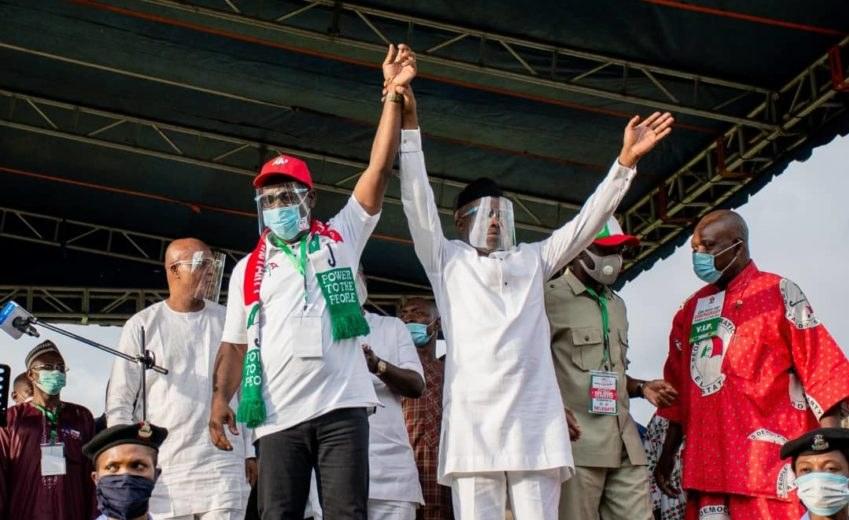 Opposition's Obaseki Wins Governorship of Edo State
