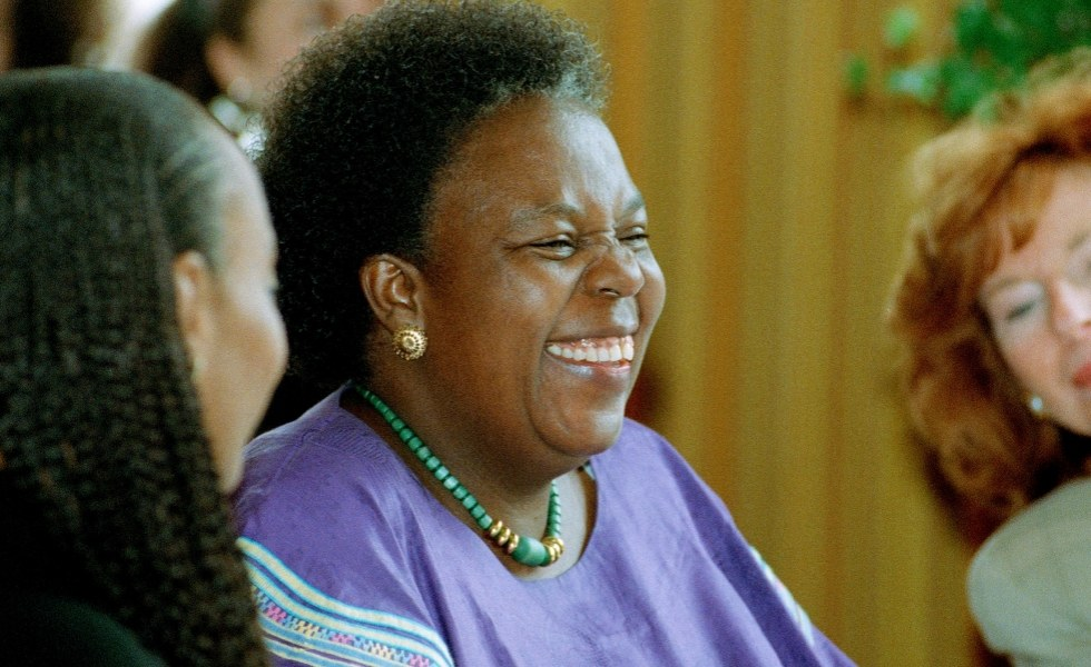 Tanzania: Meet Tanzania's Gertrude Mongella, 75, Who Led the World to Historic Beijing Conference On Women in 1995