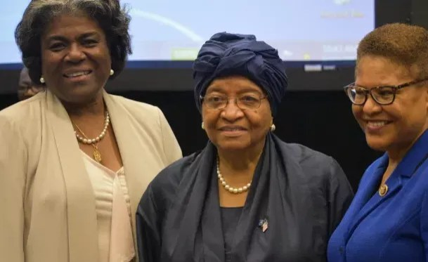 Africa: Rep. Bass Congratulates Longtime Friend and Colleague Linda Thomas-Greenfield on UN Ambassador Announcement