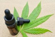Cannabis oil (file photo).