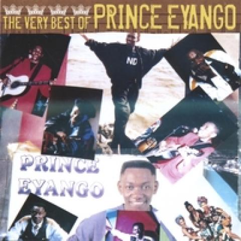 The Very Best Of Prince Eyango (2005)