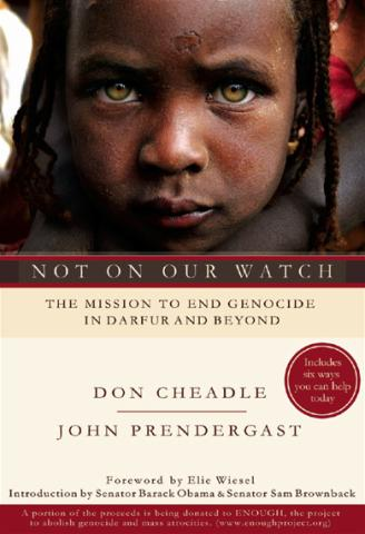 Not on Our Watch: The Mission to End Genocide in Darfur and Beyond (2007)