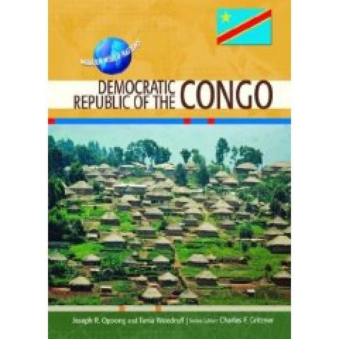 Democratic Republic of The Congo (Cultures of the World Series)