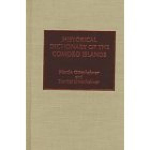 Historical Dictionary of the Comoro Islands