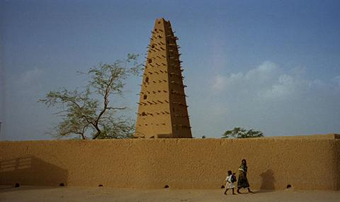 The Great Mosque of Agadez