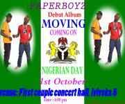 NIGERIAN  PAPERBOYZ    ALBUM COMMING