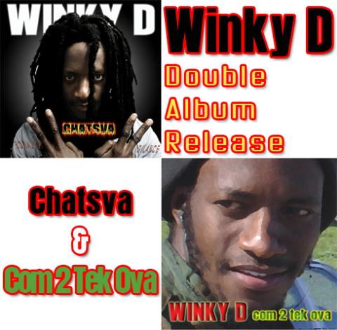Winky D New Albums