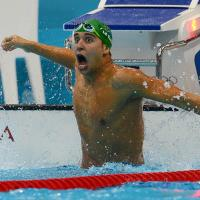 Chad Guy Bertrand le Clos